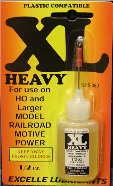 .5oz Model RR Heavy Lube