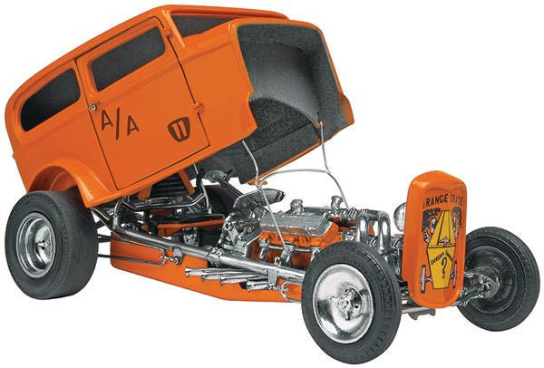 1:25 '32 Ford Orange Crate