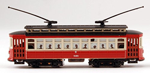 N Bachmann Industries Brill Trolley Chicago Train