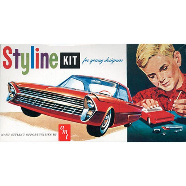 1:25 '61 Ford Styline