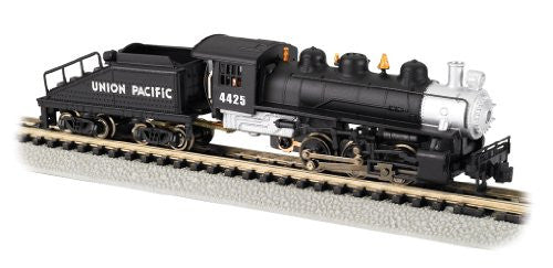 N Bachmann  #4425 USRA 0-6-0 Switcher Locomotive and Tender UP
