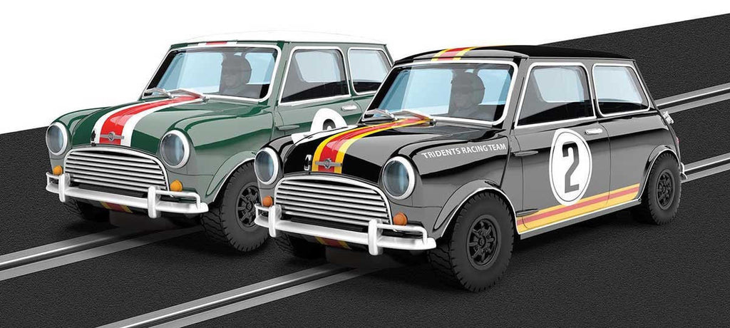 Touring Car Legends 1964 ATCC Mini Coopers - C3586A