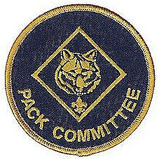Pack Committee Patch