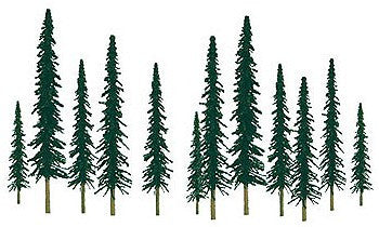 Conifer Trees 1-2'' (55)