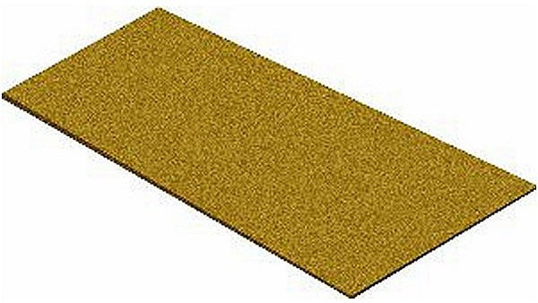 O and HO Cork Sheet 5x11.75x36