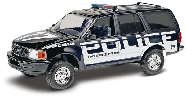 1:25 Ford Pol. Expedition Snap