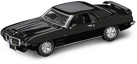 1:43 '69 Firebird Trans AM Blk