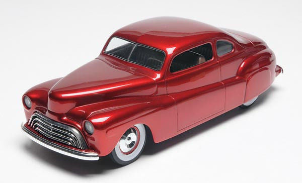 1:25 '48 Ford Custom Coupe 3n1