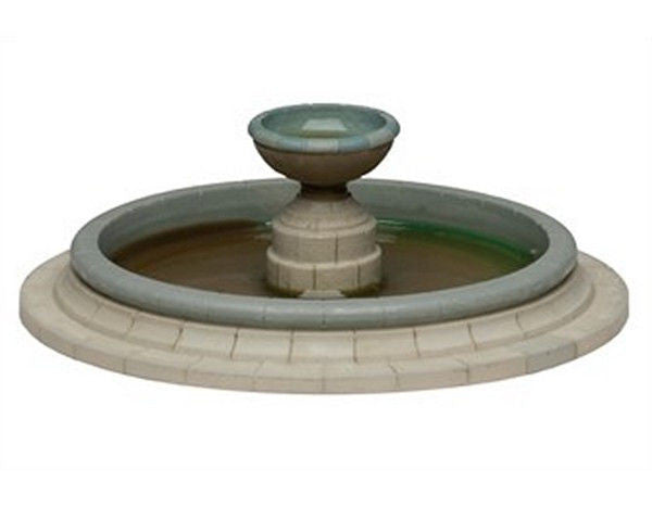 1:72 European City Fountain - A75018