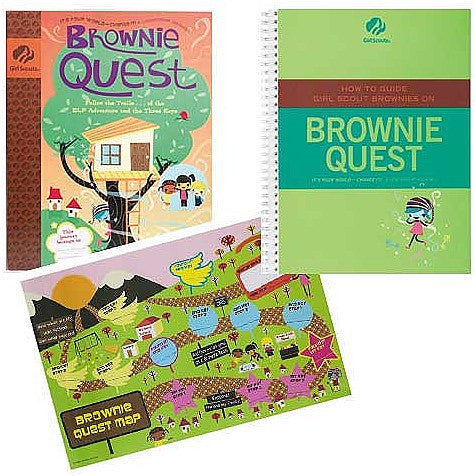 Brownie Quest how to Guide