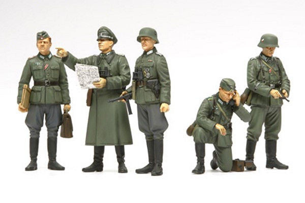 1:35 GER Field Commander Set
