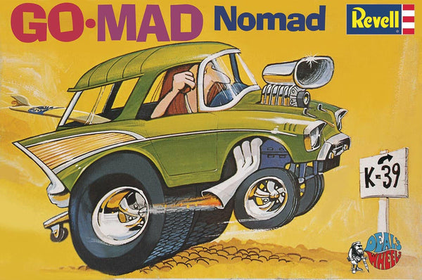 Dave Deal's Go-Mad Nomad