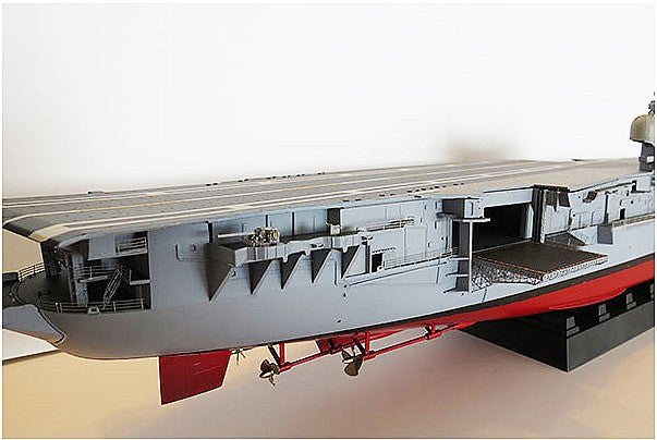 1:350 USS Intrepid Carrier