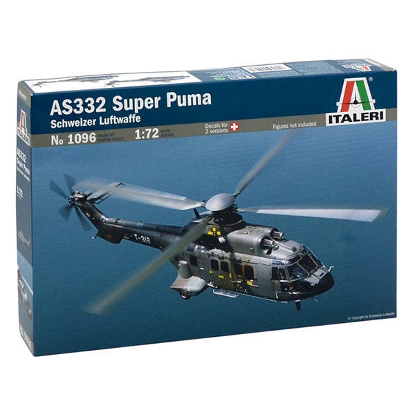 1:72 GER AS332 Super Puma