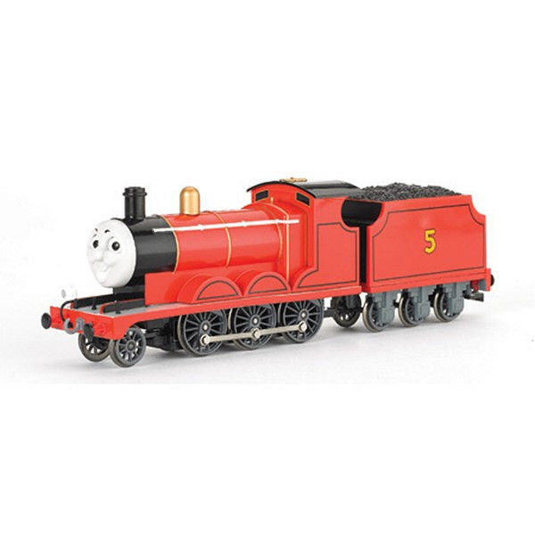 HO James the Red Engine