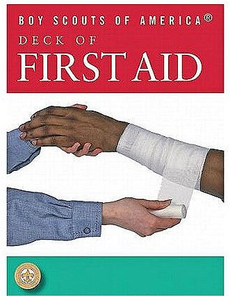 Deck of Cards - First Aid
