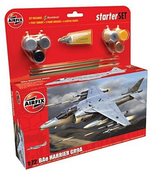 1:72 UK BAe Harrier GR9 Set - A55300