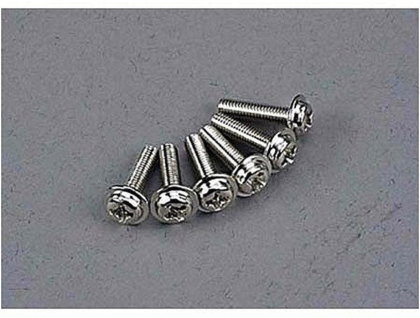 Screws  3 x 12mm  Washerhead