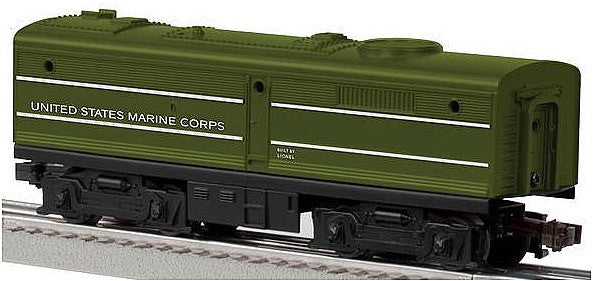 O Alco B Non-Powered USMC #221