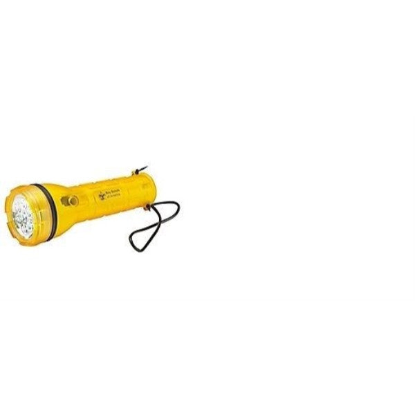 BOY SCOUT 7 LED SOFT GEL CAMP FLASHLIGHT