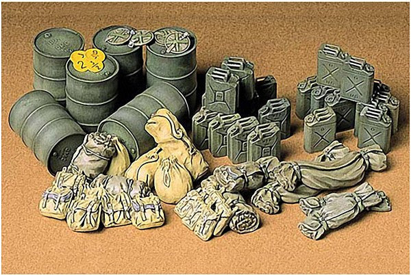 1:35 Allied Vehicles Accessory