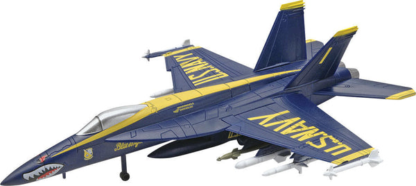 1:100 USA F-18 Blue Angel Snap
