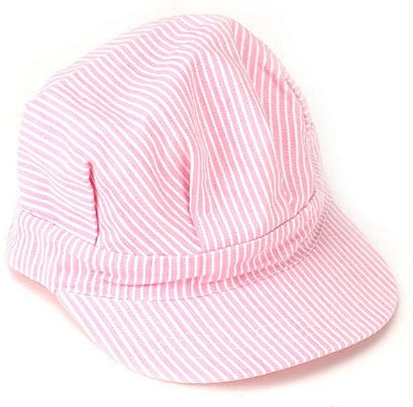 Pink Engineer Cap Child Size