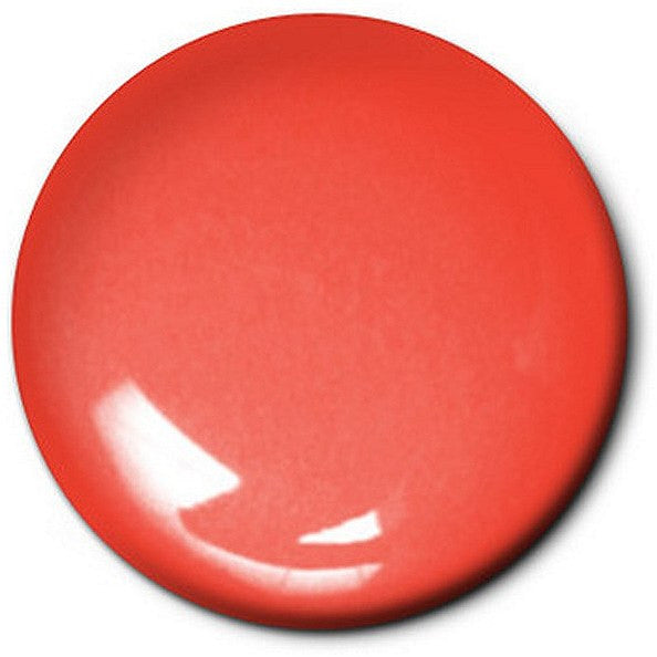 1/2oz Fluorescent Red Paint