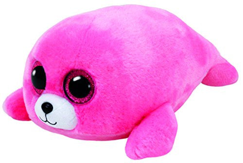 Ty Beanie Boo Pierre- Pink Seal 6""