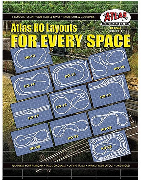 HO Layouts Every Space Book