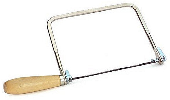 "Coping Saw w/ 4"" Blade"