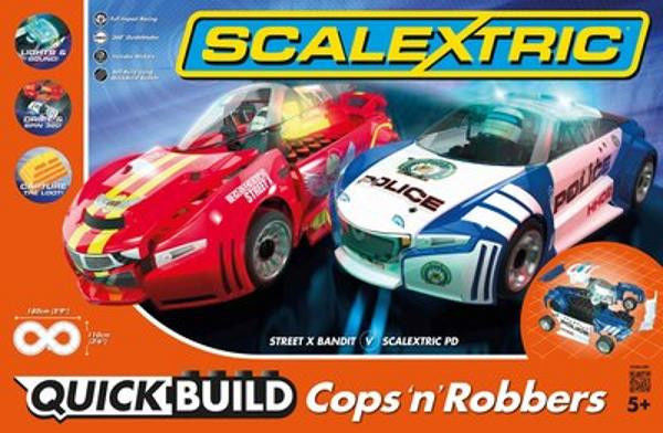 Set Quickbuild Cops n Robbers - C1323T