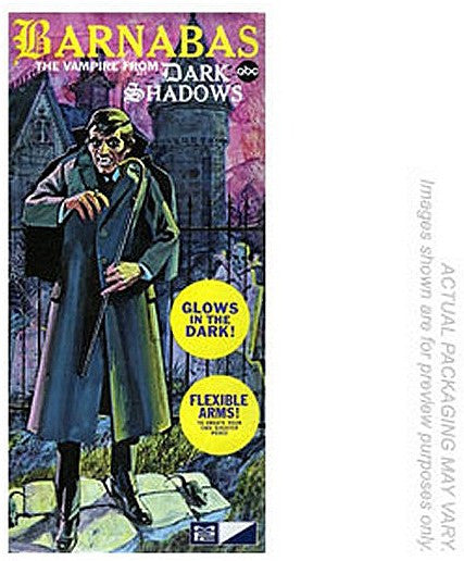 1:8 Dark Shadows Barnabus