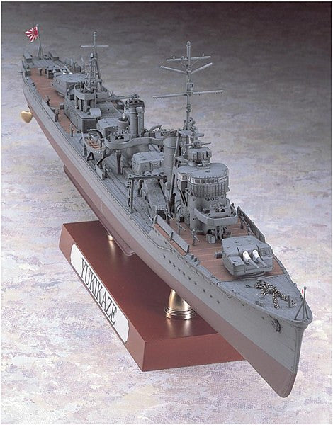 1:350 IJN Yukikaze Destroyer
