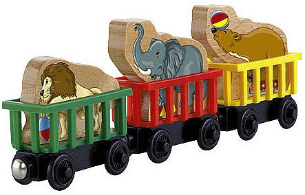 Circus Train 3-Car Set