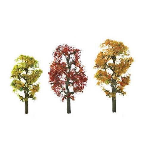 "Maple Fall Trees 3.5-4"" (2)"