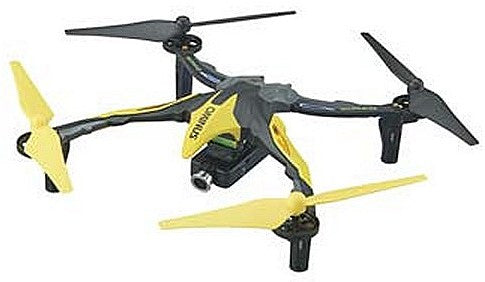 Ominus FPV RTF Yellow