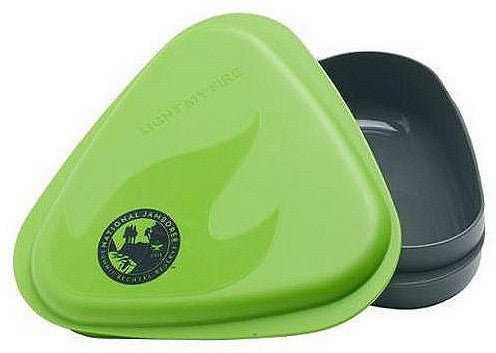 Lunch Kit - Green - '13 Jambo