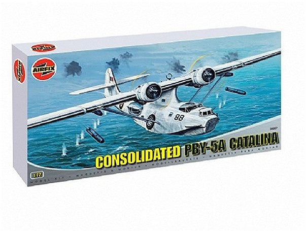 1:72 USA PBY-5A Catalina -  A05007