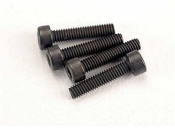 Cap Hex Screws  2.5 x 12mm (6)