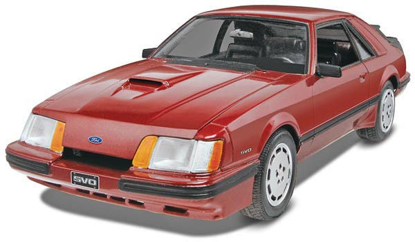 1:24 '85 Ford SVO Mustang