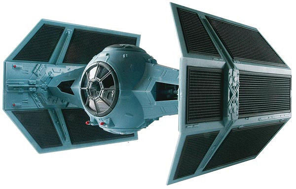 Darth Vader's TIE Fighter Snap