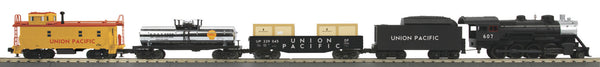 O Gauge RailKing 2-8-0 Steam Freight R-T-R Train Set w/Proto-Sound 3.0