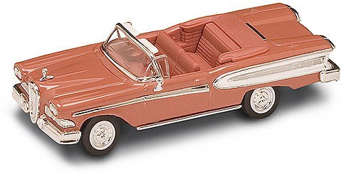 1:43 '58 Edsel Citation Brn