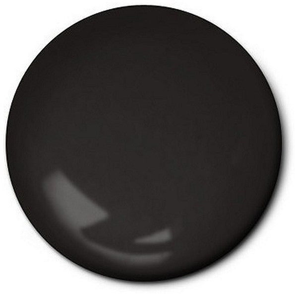 1/2oz Flat Black Car Paint