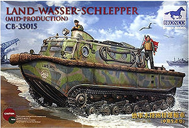 1:35 GER Land Water Vehicle