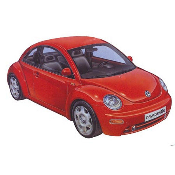 1:24 New VW Beetle