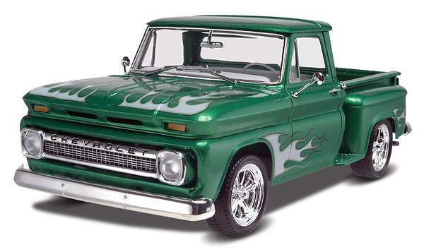 1:25 '65 Chevy Pickup 2 'n1