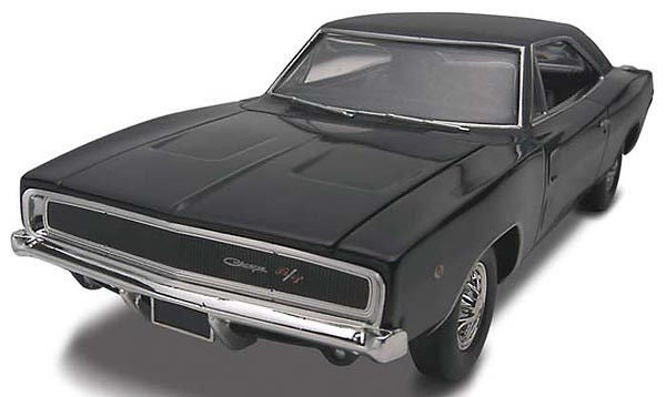 1:25 '68 Dodge Charger