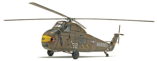 1:48 USA UH-34D Helicopter